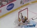 [NHL]参议员中路斜传助攻 瑞恩门前爆射入网