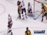 [NHL]企鹅队轻松破阵 舒尔茨中路一杆入球网