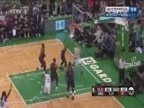 [NBA]斯玛特长传前场 奥利尼克突底线上反篮打进