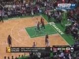 [NBA]杰拉德-格林前场接球 三分出手轻松命中