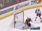 [NHL]卡尔松爆射中门框 金戈尔门前补射建功