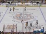 [NHL]总决赛第一场:掠夺者VS企鹅 第一节