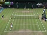 [温网]女单1/4决赛:莱巴里科娃VS范德维格