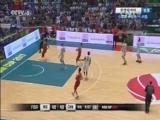 [中国男篮]男篮亚洲杯:伊拉克VS中国 第四节