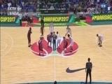 [篮球]男篮亚洲杯小组赛:菲律宾VS卡塔尔 全场集锦