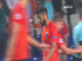 [欧冠]附加赛第1回合:伊斯坦布尔VS塞维利亚 下半场