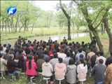 《对话中原》 20170903 寻美三山一滩新县篇 山水红城 古韵新县