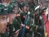 [NHL]常规赛:哥伦布斯蓝衣VS明尼苏达狂野 加时赛