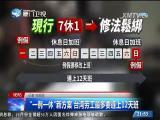 两岸新新闻 2017.10.31 - 厦门卫视 00:28:29