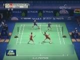 [视频]中国羽毛球公开赛 我国选手收获三金一银