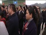 [贵州新闻联播]孙志刚在全省项目建设现场观摩中强调 用苦干实干业绩诠释对党的忠诚