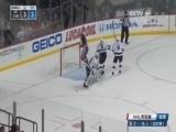 [NHL]常规赛:洛杉矶国王3-4纽约岛人 比赛集锦