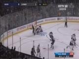 [NHL]常规赛:埃德蒙顿油人VS洛杉矶国王 第一节
