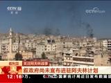 [新闻30分]关注阿夫林战事 叙利亚 亲叙政府武装尚未进入阿夫林