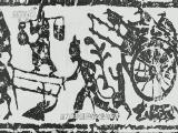 [探索发现]汉代画像石镌刻千年往事 《牛耕图》反映古代农耕经济文明