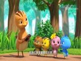 《萌鸡小队》 第3集 捉迷藏?竹节虫最厉害了!