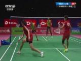 2018年汤尤杯羽毛球赛 尤伯杯1/4决赛 印度尼西亚VS泰国 20180524 4