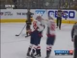 [NHL]斯坦利杯总决赛第2场:首都人3-2金骑士 比赛集锦