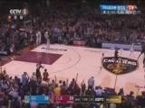 [NBA]JR快速反击分篮下 詹姆斯空中起飞双手暴扣