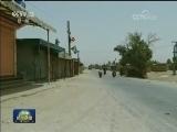 [视频]巴基斯坦民众悼念在集会袭击事件中的遇难者