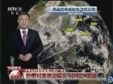 [视频]今年台风密集登陆江浙沪 罕见!