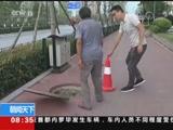 [朝闻天下]善举的悲剧 河南郑州 敷设地下光缆中毒 3名工人遇难