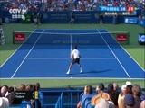 2018年ATP1000男子网球大师赛辛辛那提站 决赛 费德勒VS德约科维奇 第二盘 20180820