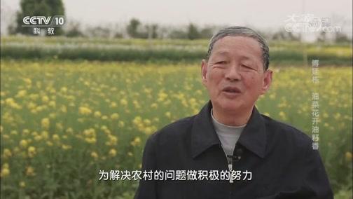 《大家》 20180915 油菜育种学家 傅廷栋