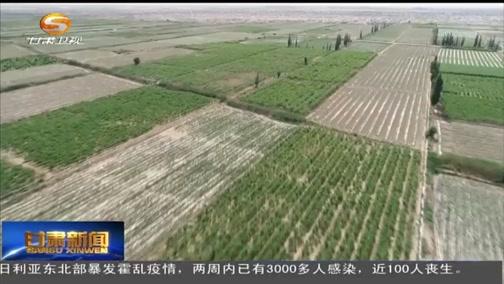 [甘肃新闻]甘肃:聚焦脱贫攻坚 建设民生水利