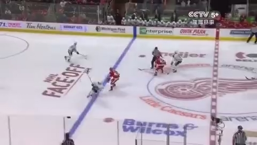 [NHL]常规赛:多伦多枫叶VS底特律红翼 第三节
