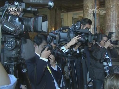[视频]李克强与比利时首相共同会见记者