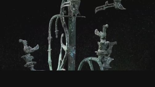 镇馆之宝(第三部)4 巨型重器之谜预告 百家讲坛 2018.10.26 - 中央电视台 00:00:15