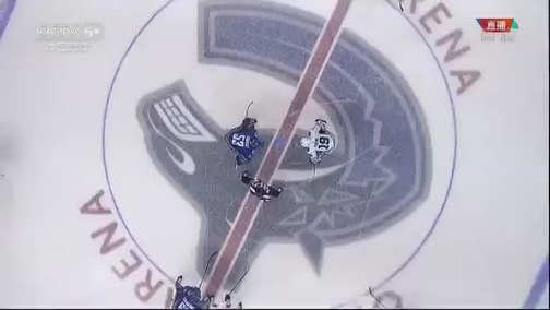 [NHL]常规赛:芝加哥黑鹰2-4温哥华加人 比赛集锦