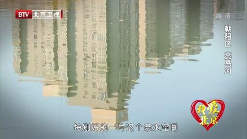[北京新闻]我爱北京 朝阳区 亮马河