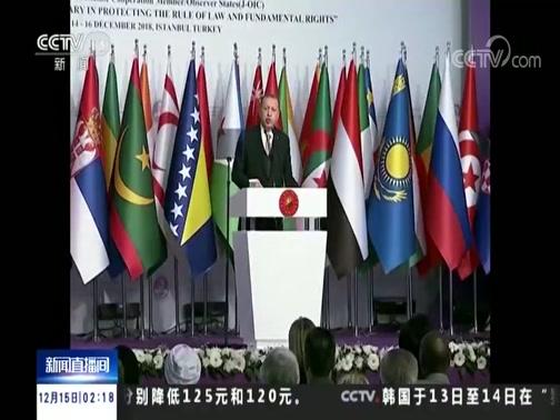 [新闻直播间]土耳其 土总统批评美国保护库武组织