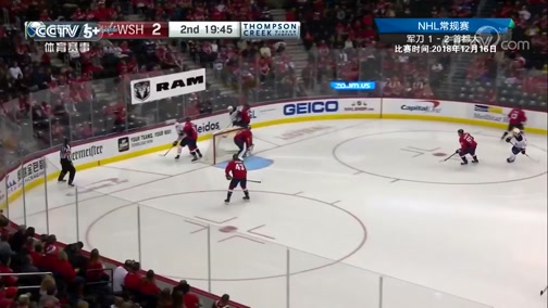 [NHL]常规赛:布法罗军刀VS华盛顿首都人 第2节