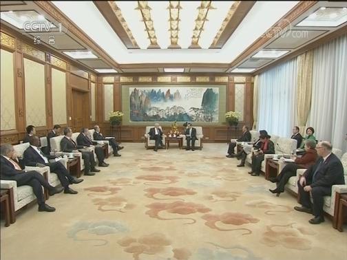 """[视频]杨洁篪出席""""一带一路""""国际合作高峰论坛咨询委员会第一次会议开幕式并致辞"""