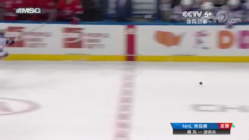 [NHL]常规赛:卡罗莱纳飓风3-0纽约游骑兵 比赛集锦