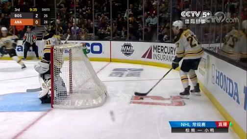 [NHL]常规赛:波士顿棕熊VS阿纳海姆小鸭 第三节