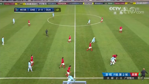 [亚冠]F组第2轮:大邱VS广州恒大 完整赛事