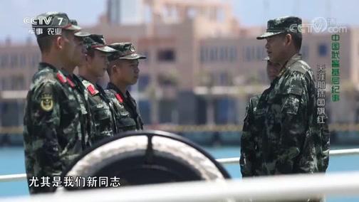 《中国武警》 20190331 中国武警基层纪事 天涯那抹国旗红