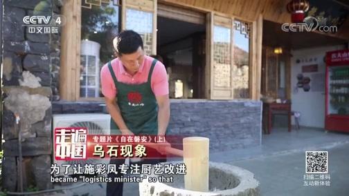 《走遍中国》 20190704 专题片《自在磐安》(上) 乌石现象