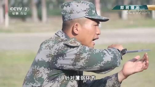 《军旅人生》 20190717 杨波:目标伴终生