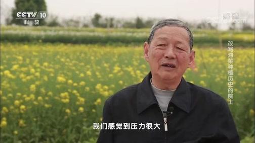 《人物》 20190718 改写油菜种植历史的院士