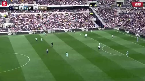 [国际足球]国际冠军杯:热刺VS国际米兰 完整赛事