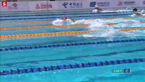 [游泳]2019年二青会游泳项目 多项赛事 1