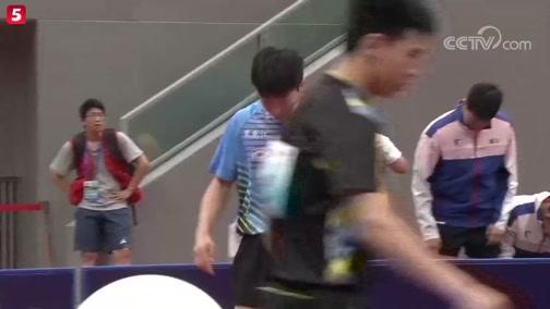 [乒乓球]二青会乒乓球体校甲组男子团体决赛 2