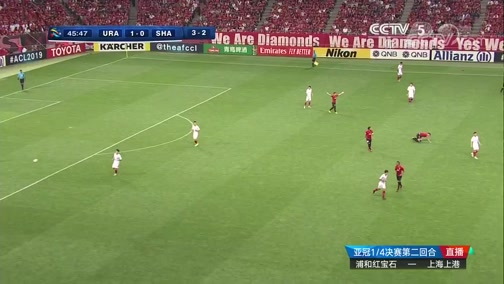 [亚冠]1/4决赛次回合:浦和红宝石VS上海上港 完整赛事