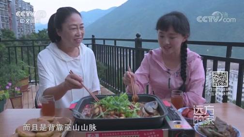 《远方的家》 20191015 长江行(48) 妙丽巫山 美味山城