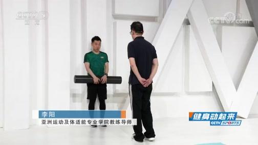 [健身动起来]20191022 李阳姿态整理系列